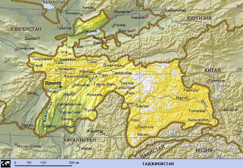 новости таджикистана сегодня 2015 и россия